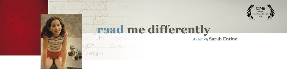 read me differently - a film by Sarah Entine